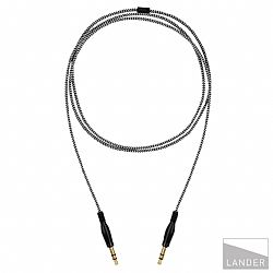 Lander Neve Auxiliary Cable Black