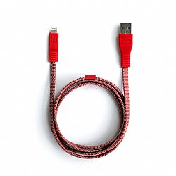 Lander Neve USB to Lightning Cable 1m Red
