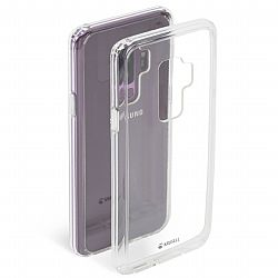 Krusell Kivik Cover for Samsung Galaxy S9+, Transparent