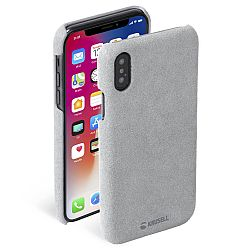 Krusell Broby Cover for Apple iPhone X/Xs - Grey