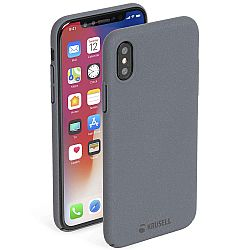 Krusell Sandby Cover for Apple iPhone X/Xs - Stone
