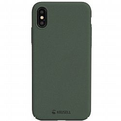 Krusell Sandby Cover for Apple iPhone X/Xs - Moss