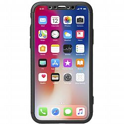 Krusell Arvika 3.0 Cover for Apple iPhone X/Xs - Black