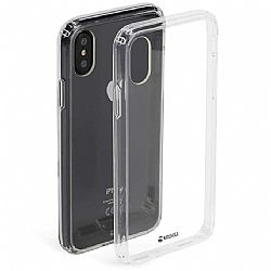 Krusell Kivik Cover for Apple iPhone X/Xs - Transparent