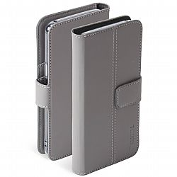 Krusell Sunne 4 Card FolioWallet for Apple iPhone Xr - Vintage Grey