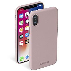 Krusell Sandby Cover for Apple iPhone Xs Max - Dusty Pink