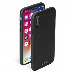 Krusell Arvika 3.0 Cover for Apple iPhone Xs Max - Black