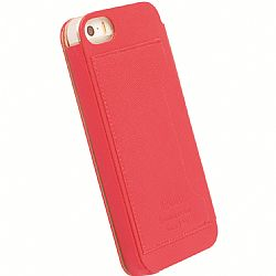 Krusell 75605 Malmo FlipCase for Apple iPhone 5, iPhone 5S, iPhone 5C - Red