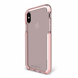 Bodyguardz Ace Pro Case for iPhone X - Rose/White