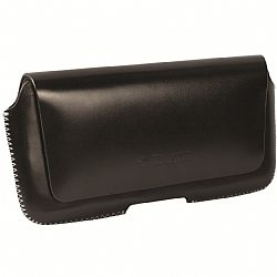 Krusell 95559 Hector 4XL Leather Pouch for Galaxy S5, iPhone 6, HTC One (M8) - Black