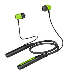 Jarv Wave Flex Wireless Sport Running Workout Bluetooth Neckband Earbud Headset with Mic/Volume Control & Siri/Google Assistant