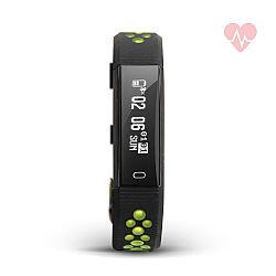 Jarv Action HR Wireless Fitness Tracker with HR