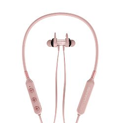RevJams Studio Vue Wireless Neckband Bluetooth Headset - Rose gold