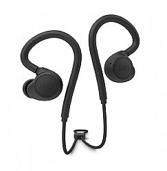 Jays m-Six Wireless Bluetooth Headset - Black/Black
